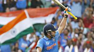 Suresh Raina scored a 57-ball 65 which laid the platform for a big total. (Source: Reuters)